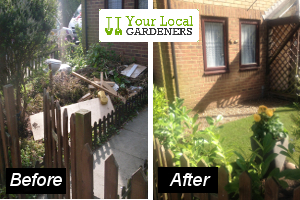 Expert garden designers E17 are ready to aid you on every project.